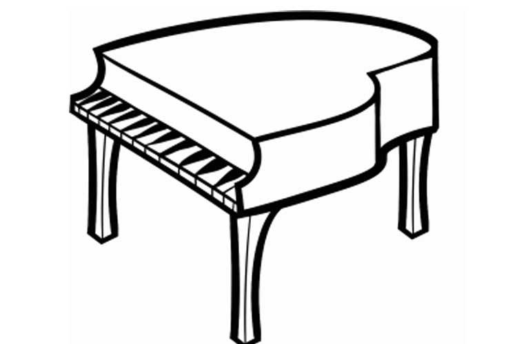 Draw a Piano