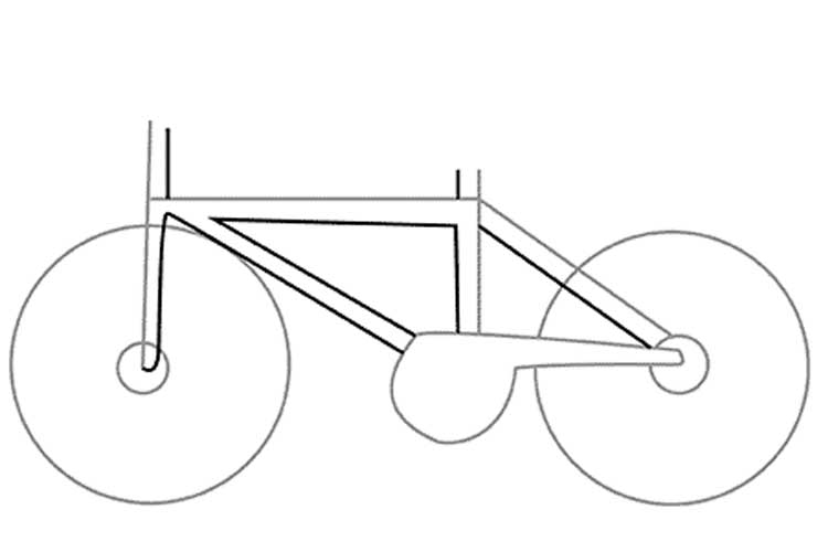How to Draw a Bike