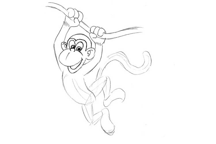 how-to-draw-a-monkey
