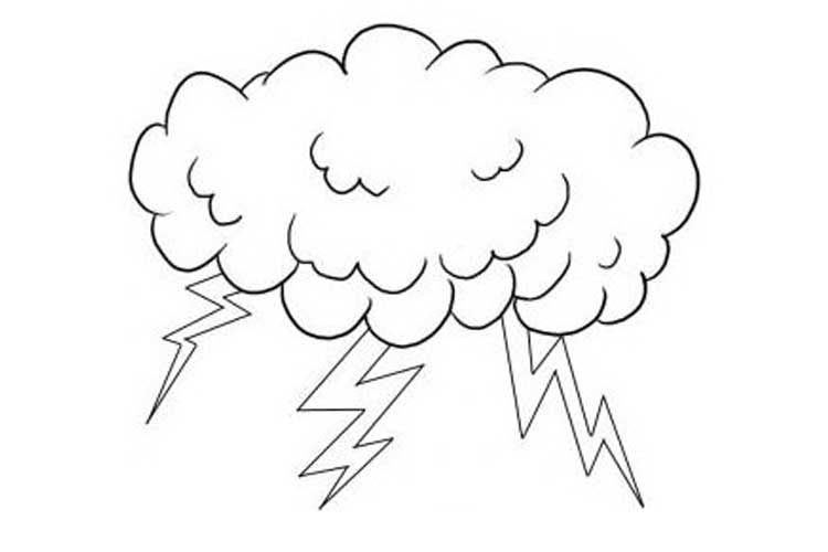 How to Draw Lightning