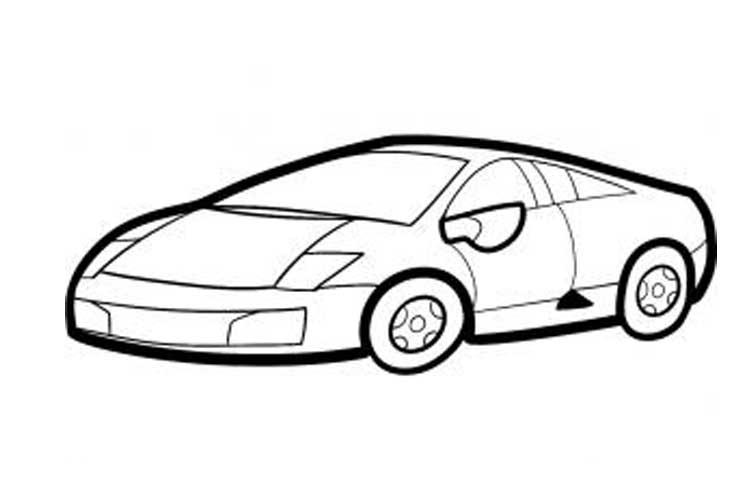 How To Draw A Lamborghini For Beginners Aventador Huracan