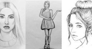 Women drawing