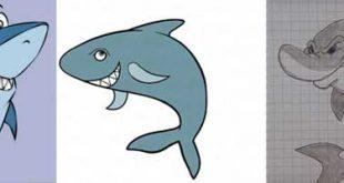 Baby Shark Drawing