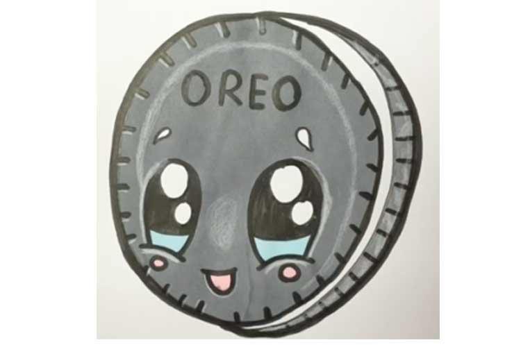 Cookie drawing