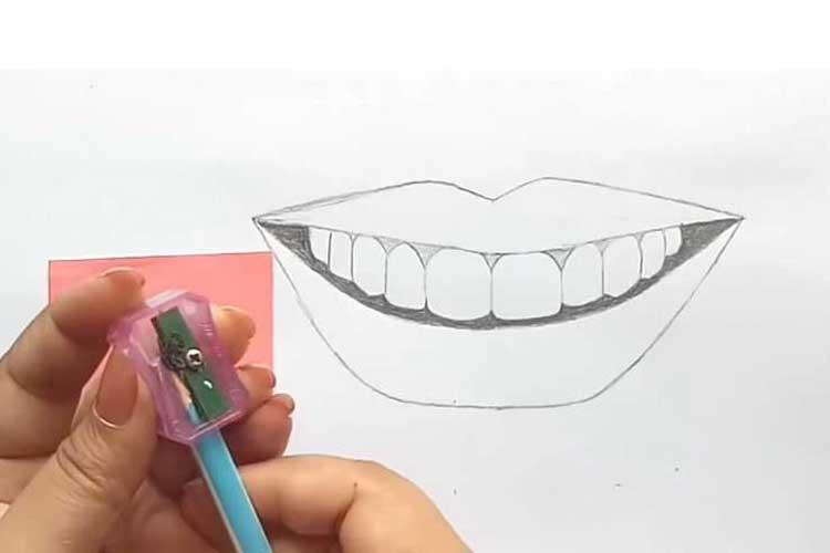 Smile Drawing