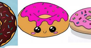 Donut Drawing