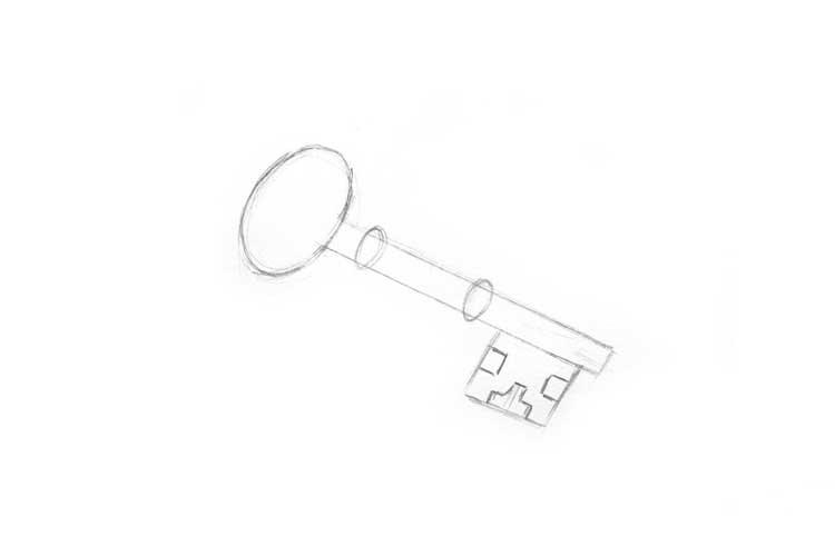 Key Drawing