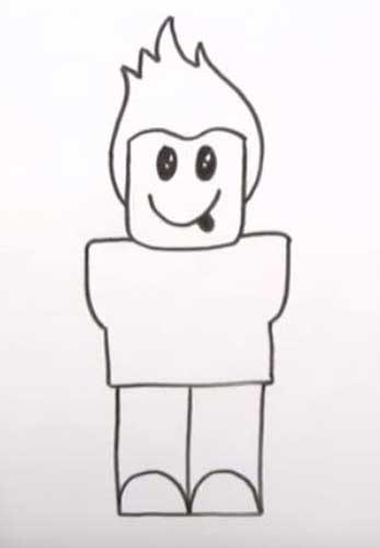 draw roblox