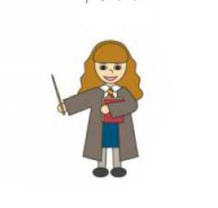 Hermione Granger Drawing